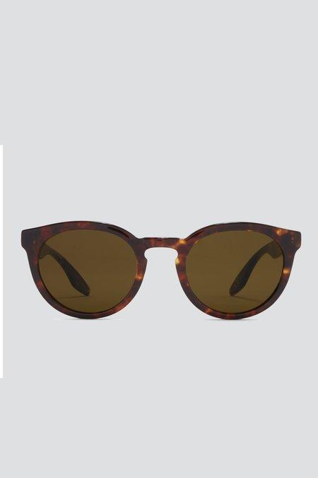 Barton Perreira Acetate Rourke Sunglasses - Chestnut