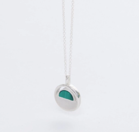 Sheisme Magic Intuition Necklace - Silver