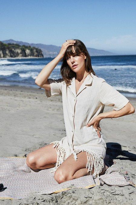 Else Cabo Summer Shirt - Oat