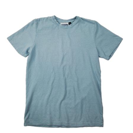 Jungmaven Baja Tee - Ether Blue