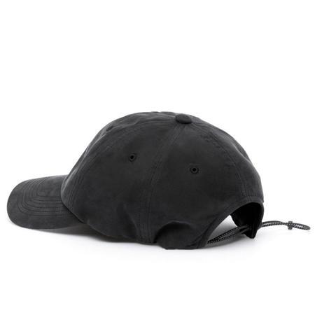 IISE 6 Panel Logo Cap - Black
