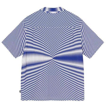 Stussy Psychedelic Check Shirt - White