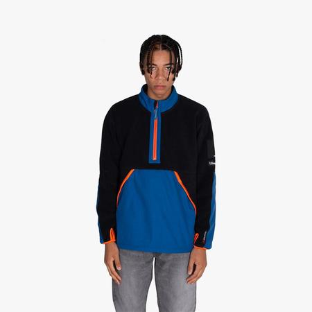 Liberaiders Polartec Zip Pullover - Blue