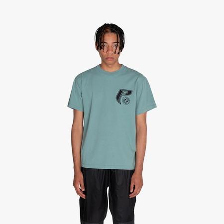 Powers Rough Sphinx T-shirt / Dusty Emerald