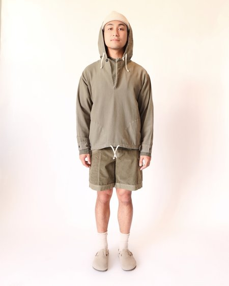 SEEKER Anorak sweater - Black