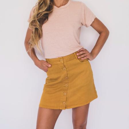 Jungmaven Vassar Skirt - Diesel Gray