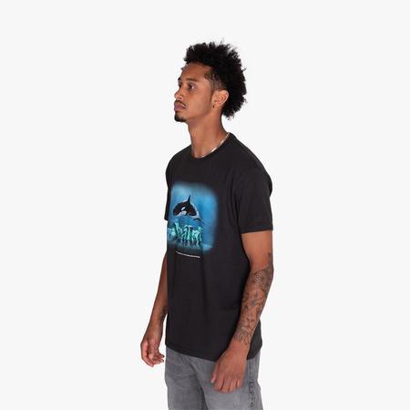 Awake NY Orca T-shirt - Black