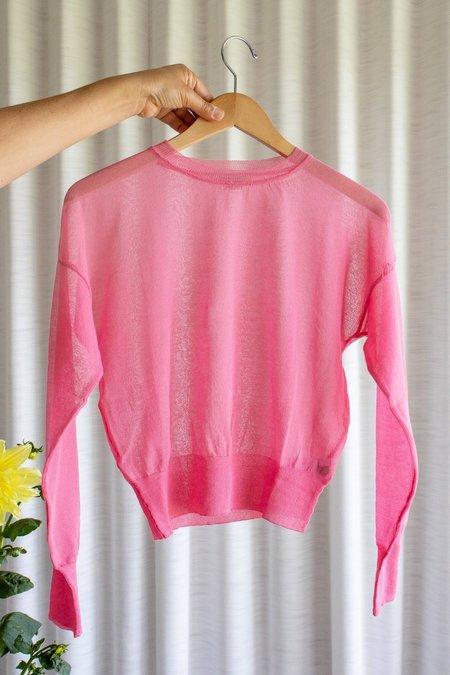 Paloma Wool Leds Sweater - Fuschia
