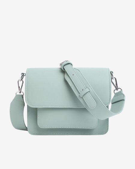 Hvisk Cayman Pocket Responsible Bag - Dusty Blue