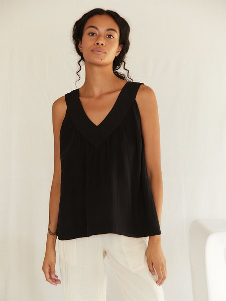 Sugar Candy Mountain The Bell Tank - Black