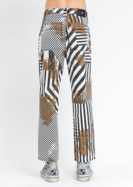 we11done Carpenter Pants - Print