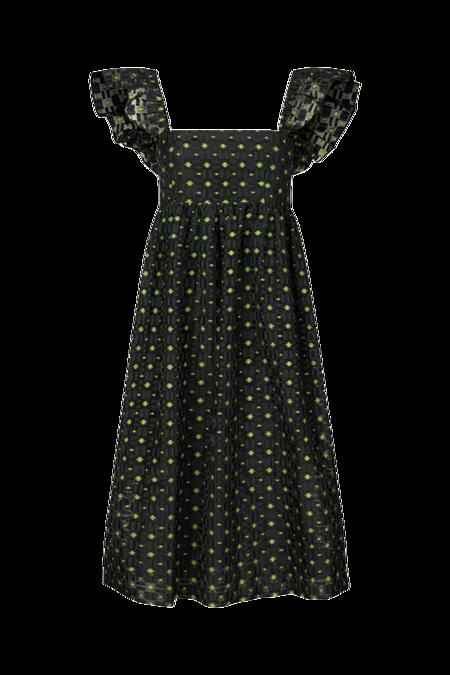Baum und Pferdgarten Ashaki Dress - Black Star