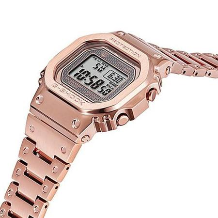 G-Shock's Premium Full Metal Series Watch - Rose Gold