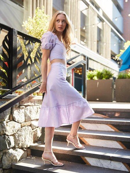 Sympathique Victoria Set - Purple
