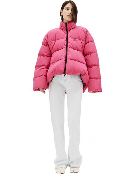 Balenciaga Pink Puffer