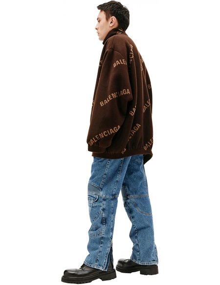 Balenciaga Wool & Cashmere Jacket