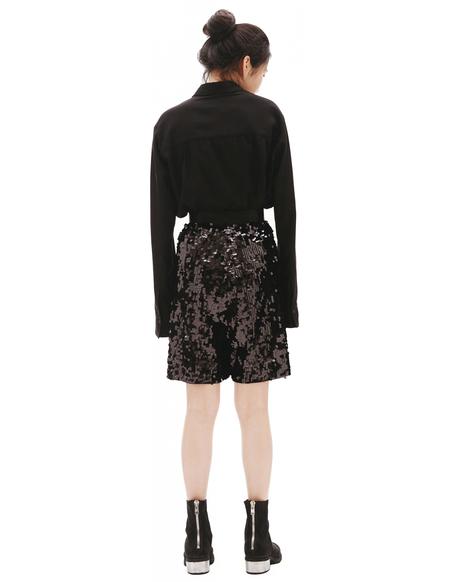 Junya Watanabe Black Shorts
