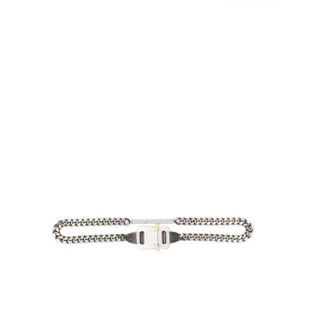 1017 ALYX 9SM Buckle necklace - Silver
