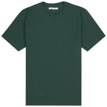 Samsøe & Samsøe hugo t-shirt - 11415 Jungle Green
