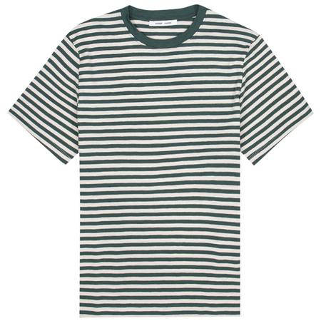 Samsøe & Samsøe ataro t-shirt - st 11566 Jungle Green St.