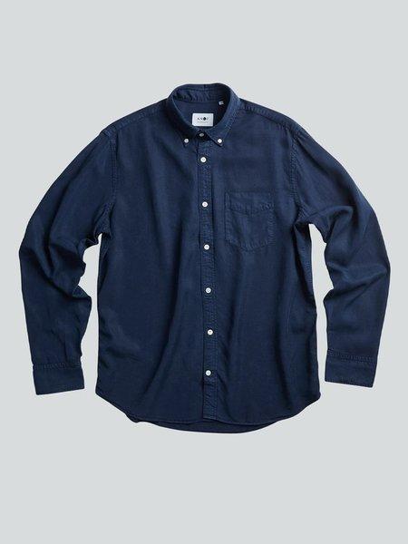 NN07 Levon Shirt - True Blue