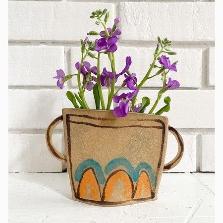 Alison Owen Violet Vase - natural
