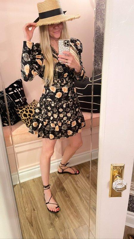 Ulla Johnson Winsor Floral Mini Dress