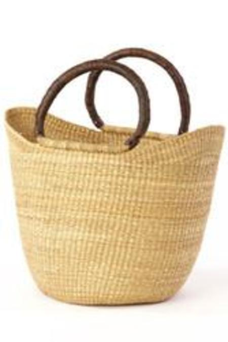Swahili Modern Handmade Shopping Basket