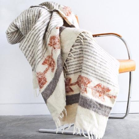 The Global Trunk Traditional Momo Blankets