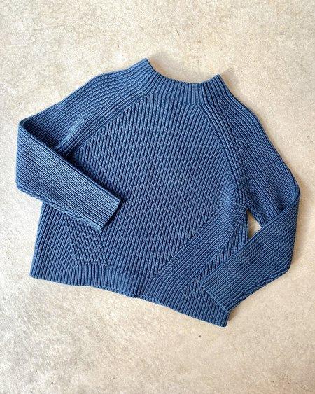 Demy Lee Daphne Cotton Sweater - Blue Night