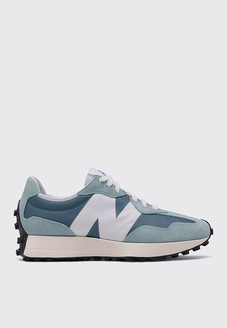 New Balance Womens 327 Premium sneakers - green