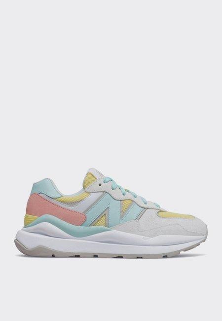 New Balance Womens 5740 sneakers - munsell white/lemon haze
