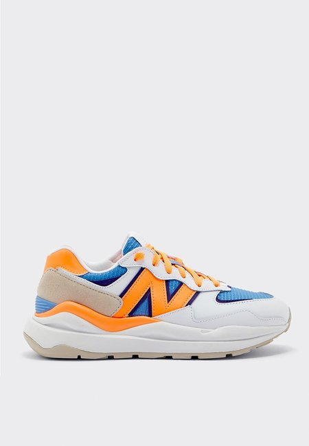 New Balance Womens 5740 sneakers - nb white/ stellar blue