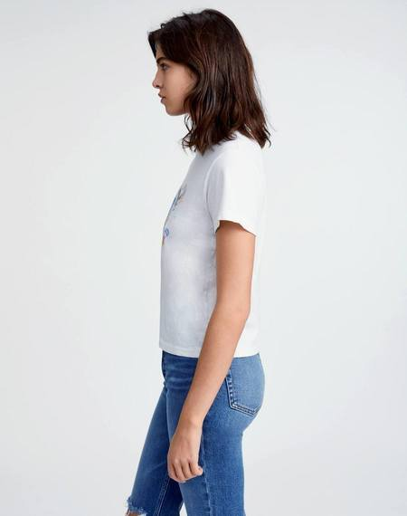 RE/DONE Classic Busiest Woman Tee
