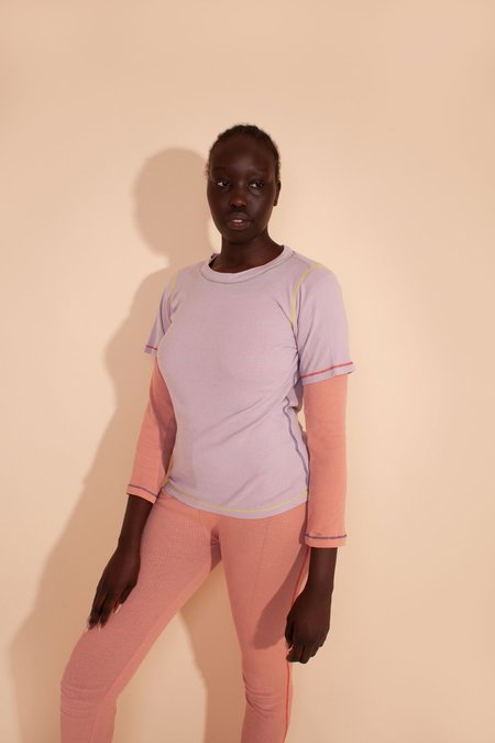 L.F.Markey Hassan T-Shirt - Lilac
