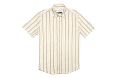 Portuguese Flannel Ebano Shirt - Green