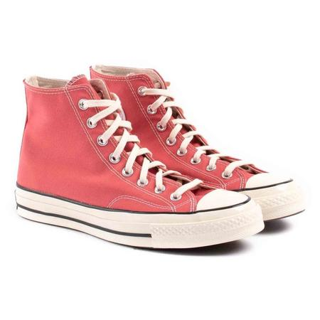 Converse Chuck 70 Seasonal Color Recycled Canvas SNEAKERS - Terracotta Pink
