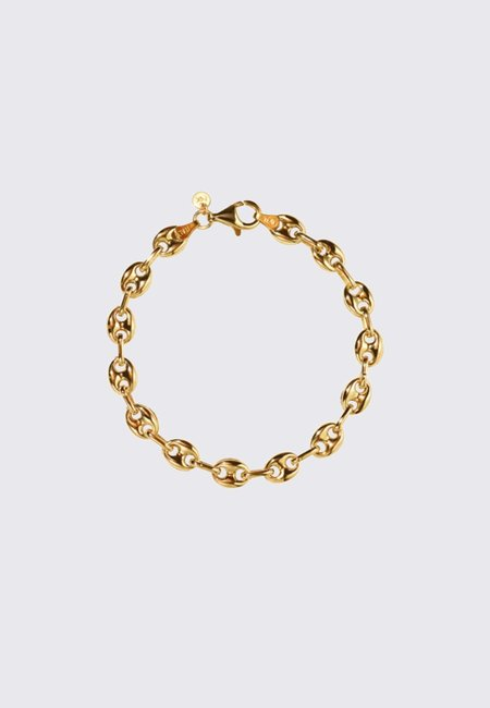 Meadowlark Lorna Chain Bracelet - gold