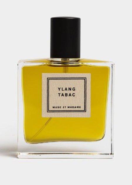 Musc Et Madame Ylang Tabac fragrance