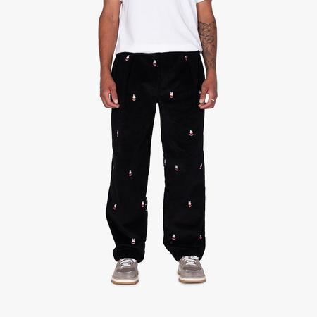 Pop Trading Company x Miffy Suit Pants - Black Cord