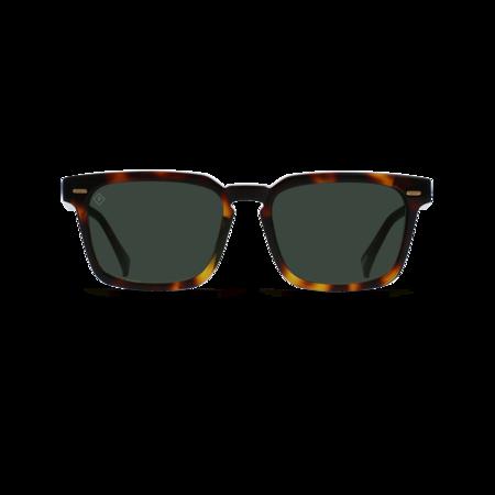 Raen Adin eyewear - Kola Tortoise/Green Polarized