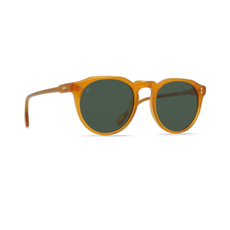 Raen Remmy 49 eyewear - Honey/Green Polarized