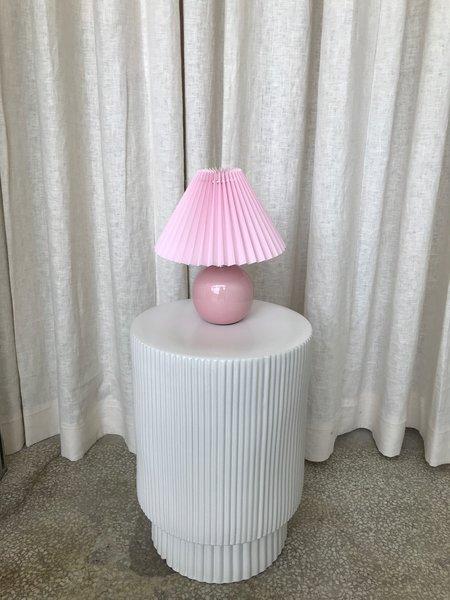 Ri-Ri-Ku FAN LAMP - BUBBLE GUM