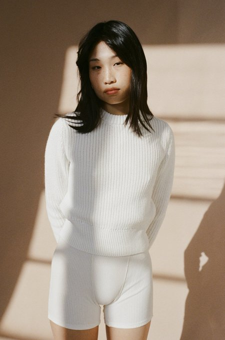 ROLLA'S Sailor Knit Sweater –Vanilla