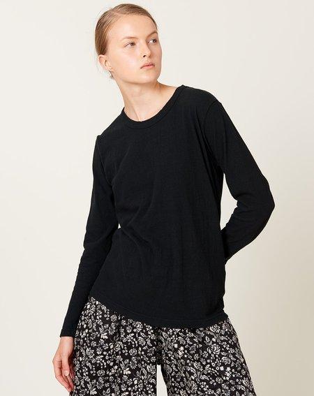 ICHI ANTIQUITES Cotton Pullover - Black