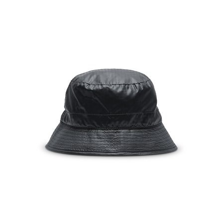 Reigning Champ ripstop bucket hat - BLACK
