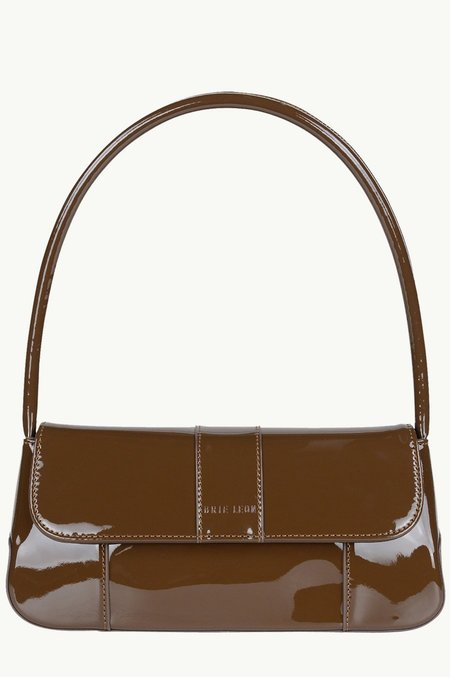 BRIE LEON Camille Bag - Chocolate Brown