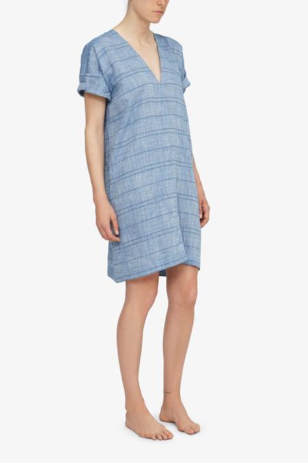 The Sleep Shirt Kaftan Chain Stitch