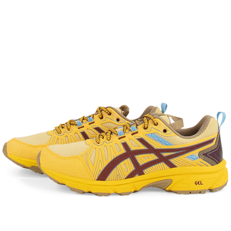 Asics hn1-s gel-venture 7 sneakers - Yellow/Brown