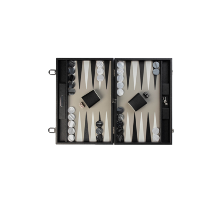 Hector Saxe Medium Backgammon Baptiste - Black